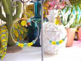 Créoles ananas petit modèle