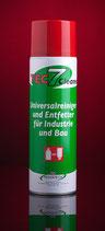 TEC7 Cleaner, Reiniger und Entfetter, 200-ml-Dose
