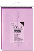Hero Arts Floral Envelopes