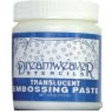 Dreamweaver Embossing Paste: Translucent