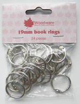 Book Rings 3/4 inch (19mm)