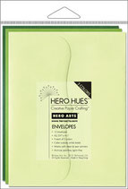 Hero Arts Foliage Envelopes