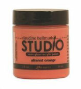 Claudine Hellmuth Studio Paint - Altered Orange
