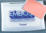Emboss Ink Pad: Tinted