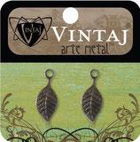Vintaj Metal Arte Delicate Leaves (ADP0024R)