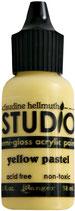 Claudine Hellmuth Studio Paint - Yellow Pastel 0.5fl bottle