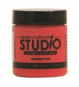 Claudine Hellmuth Studio Paint - Modern Red