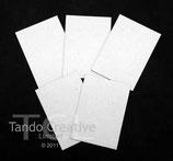 Tando Creative Greyboard ATC's 5pk