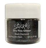 Stickles Dry Glitter - Black Diamond