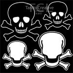 Tando Creative Skull & Crossbones