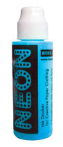 Hero Arts Neon Blue Ink Dauber