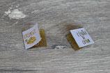 Licence étiquettes à coudre ( lot de 10 étiquettes)
