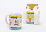 138137: Mug merci jungle