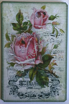 Vintage Geschenkanhänger / #VE000GA52