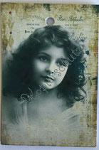 Vintage Geschenkanhänger / #VE000GA48