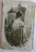 Vintage Geschenkanhänger / #VE000GA61