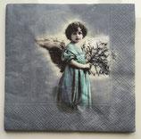 Vintage - Engel zu Weihnachten ohne Text / #000127