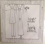 Karten Hochzeit / Geburt / #LD000KV01