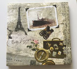 Eiffelturm & Kompass / #000376