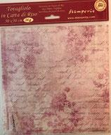 Decoupage Papier ca. 50x50 / #DFT 285