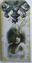 Vintage Geschenkanhänger / #VE000GA33