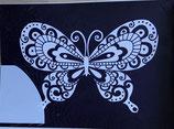 Schablone Schmetterling - #R-45-029-00