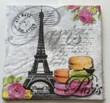 Eiffelturm & Süsses / #000382