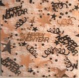 Serviette 33x33 / #001200