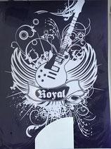 Schablone Gitarre - #R-45-042-00
