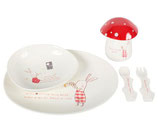 Bunt Honey Melamine set