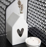 BASTIONCOLLECTIONS CANAL HOUSE HEART LI/HOUSE 001