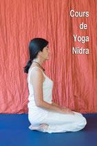 Cours de Yoga Nîdra - Carte 12 cours