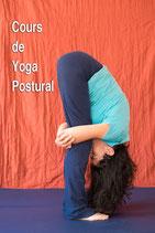 Cours de Yoga Postural - Carte 12 cours
