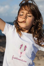 Camiseta Cabrita Rosa