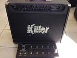 Amplificatore chitarra Cicognani Killer combo 50W (3+3 midi killer combo)