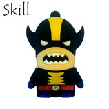 MEMORIA SKILL USB FLASH DRIVE 8GB WOLVERINE