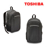 "MOCHILA TOSHIBA P/NOTEBOOK LIGHTWEIGHT BACKPACK 16"" BLACK"