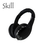 AUDIFONO SKILL ESTEREO WIRELESS C/ RADIO BLACK