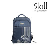 "MOCHILA SKILL BACKPACK 15.6"" BLUE"