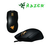 MOUSE RAZER KRAIT ESSENTIAL AMBIDEXTROUS GAMING USB BLACK