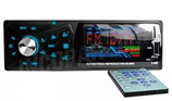 AUTO RADIO REPRODUCTO MP3,USB,SD,RADIOFM, AUX. + CONTROL