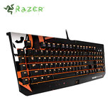 TECLADO RAZER BLACKWIDOW CHROMA CALL OF DUTY GAMING USB BLACK OPS III