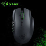 MOUSE RAZER NAGA EPIC CHROMA WIRELESS GAMING BLACK