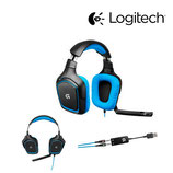 AUDIFONO C/MICROF. LOGITECH G430 GAMING USB BLACK