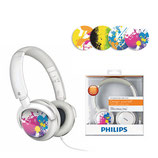 AUDIFONO PHILIPS SHL8807 P/IPAD/IPHONE DESIGN YOURSELF WHITE