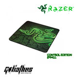 PAD MOUSE RAZER GOLIATHUS CONTROL EDITION GAMING BLACK SMALL