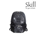 "MOCHILA SKILL BACKPACK 15.6"" BLACK"