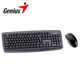 TECLADO GENIUS + MOUSE KM-110X NEGRO/USB/SP