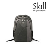 "MOCHILA SKILL P/TAB BACKPACK 15.6"" GRAY"