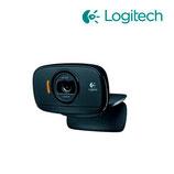 CAMARA LOGITECH C525 HD USB BLACK